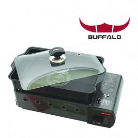 버팔로 체로키 5 in 1 포터블 가스그릴(유리뚜껑)
